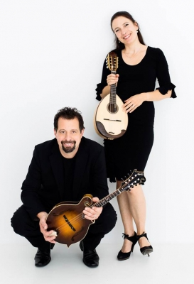 Caterina Lichtenberg und Mike Marshall