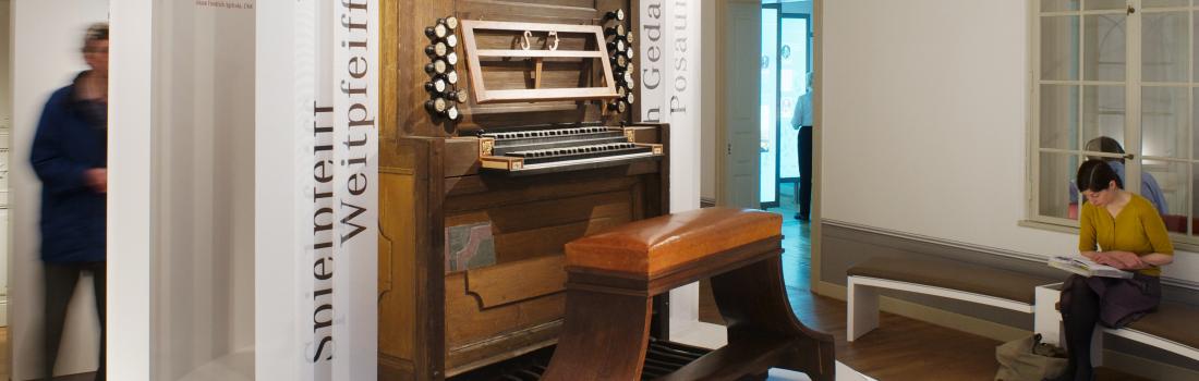 Das letzte Relikt einer Bach-Orgel in Leipzig