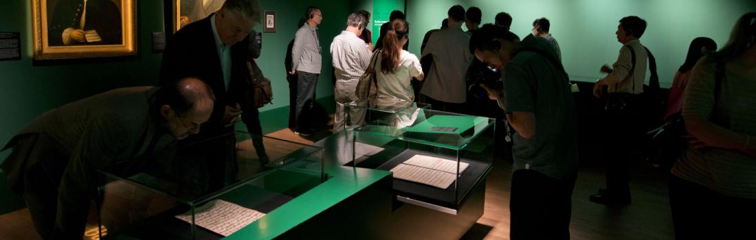 Das Herzstück des Bach-Museums