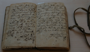 Old manuscript. Photo: Bach Archive Leipzig